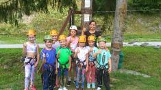Cvičenie v prírode Košútka 2018