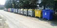 Kúpa odpadových kontajnerov na triedený zber
