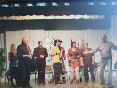 Divadelné predstavenie - Obec roka