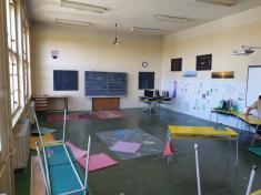 Rekonštrukcia interiéru základnej školy
